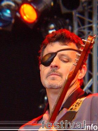 Mike Morgan & The Crawl op Ribs & Blues 2006 foto