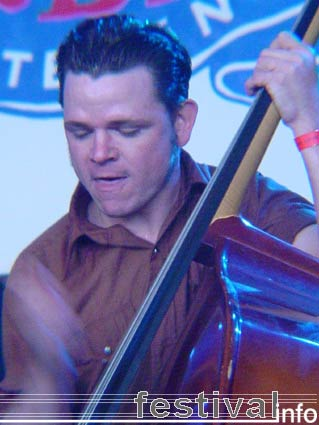 Jesse Dayton op Ribs & Blues 2006 foto
