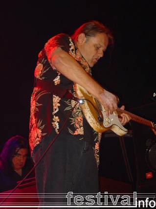Walter Trout op Ribs & Blues 2006 foto