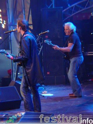 Ten Years After op Ribs & Blues 2006 foto