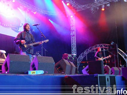 Foto Little Axe op Ribs & Blues 2006