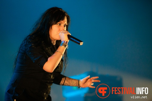 Trail Of Tears op Metal Female Voices Fest 2011 foto