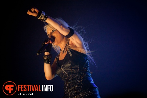 Doro op Metal Female Voices Fest 2011 foto