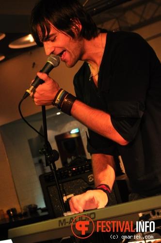 Audio Adam op Popronde Enschede foto