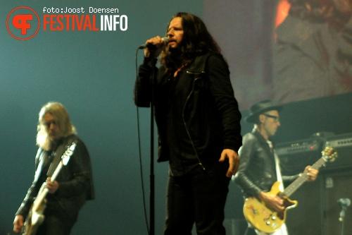 The Cult op Sinner's Day 2011 foto