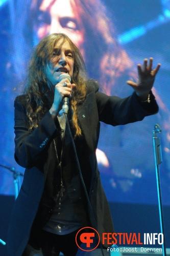 Patti Smith op Sinner's Day 2011 foto