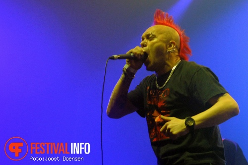 Foto The Exploited op Sinner's Day 2011