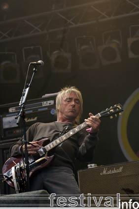 Foto Paul Weller op Pinkpop 2006