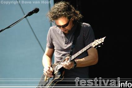 Porcupine Tree op Arrow Rock Festival 2006 foto