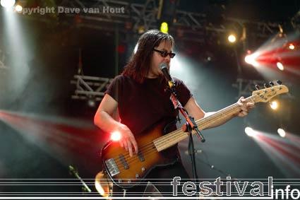 Queensrÿche op Arrow Rock Festival 2006 foto