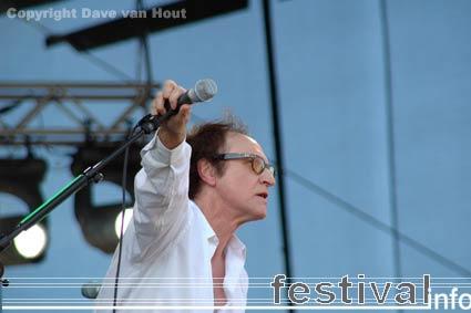 Ray Davies op Arrow Rock Festival 2006 foto