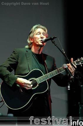 Roger Waters op Arrow Rock Festival 2006 foto