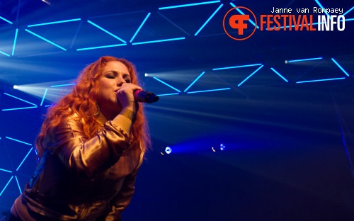 Foto Katy B op I Love Techno 2011
