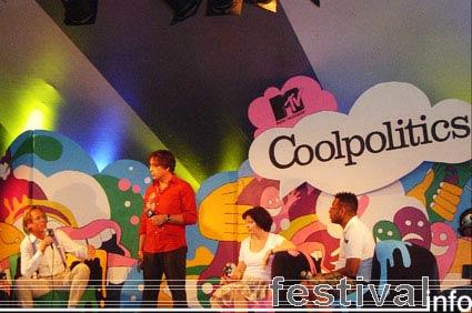 Coolpolitics op Indian Summer 2006 foto