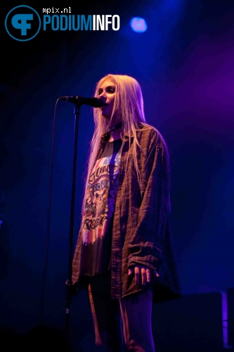 The Pretty Reckless op The Pretty Reckless - 16/11 - Tivoli foto