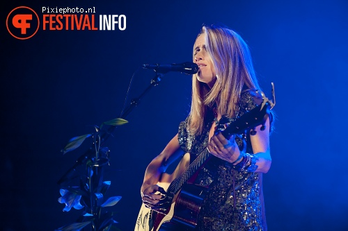 Foto Heather Nova op Crossing Border Den Haag 2011
