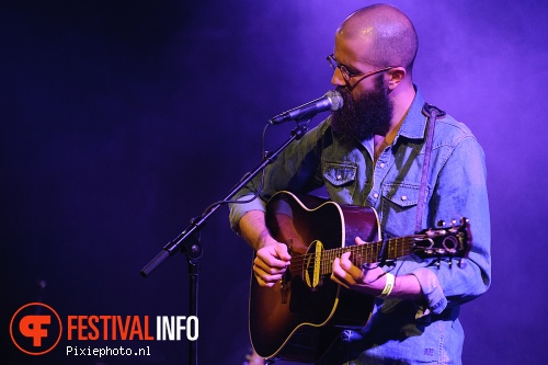 Foto William Fitzsimmons op Crossing Border Den Haag 2011