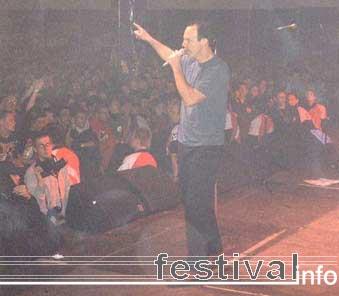 Foto Bad Religion op Groezrock 2002
