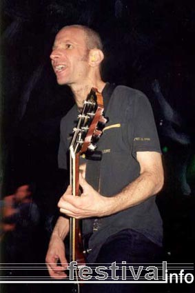 Bad Religion op Groezrock 2002 foto