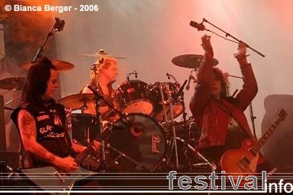 Tigertailz op Lorca Rock 2006 foto
