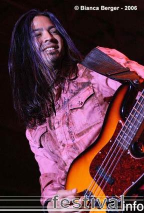 Whitesnake op Lorca Rock 2006 foto