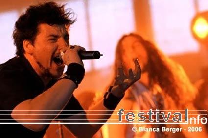 Firewind op Lorca Rock 2006 foto