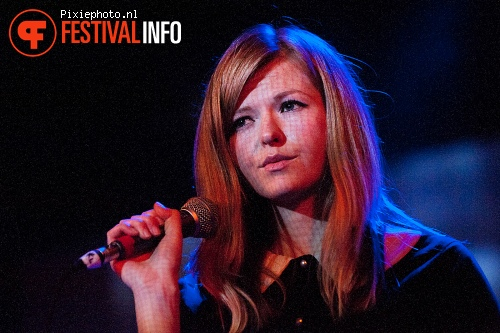 Foto Still Corners op Le Guess Who? 2011