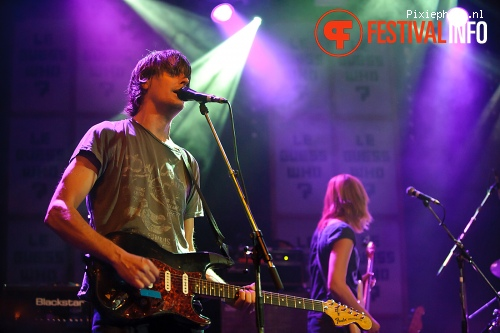 Foto Stephen Malkmus and The Jicks op Le Guess Who? 2011