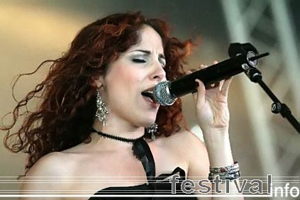 Stream of Passion op Waldrock 2006 foto