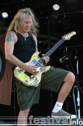 Alice In Chains op Waldrock 2006 foto
