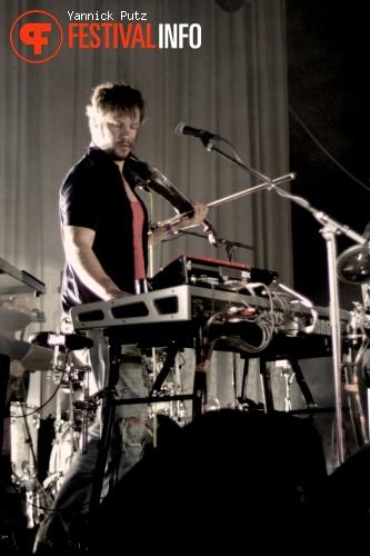 Foto dEUS op [PIAS] Nites 2011