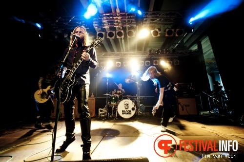 Black Spiders op Speedfest 2011 foto
