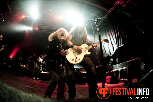 Pentagram (USA) op Speedfest 2011 foto