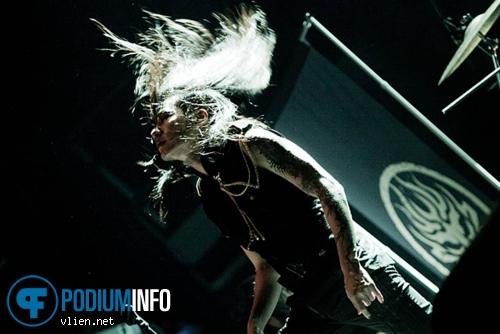 Chtonic op Arch Enemy - 9/12 - 013 foto