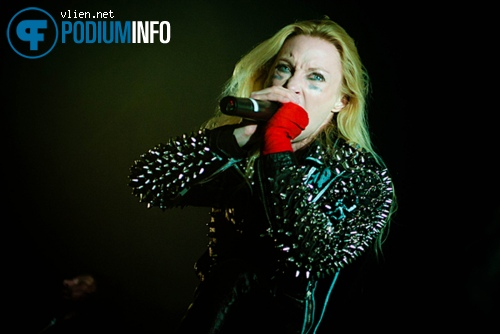 Arch Enemy op Arch Enemy - 9/12 - 013 foto