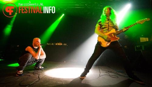 Aux Raus op Oud en Nieuw Festival - 01/12 - Effenaar foto