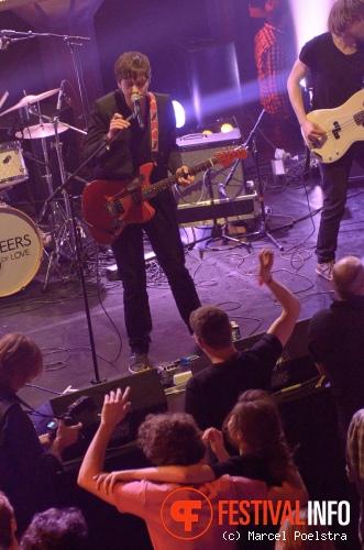 Pioneers of Love op Eurosonic Noorderslag 2012 foto