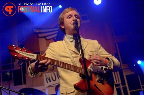 Foto The Kik op Eurosonic Noorderslag 2012