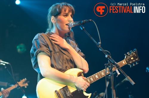 Foto Eefje de Visser op Eurosonic Noorderslag 2012