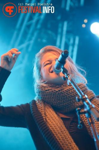 Selah Sue op Eurosonic Noorderslag 2012 foto