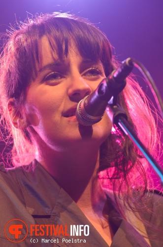 Eefje de Visser op Eurosonic Noorderslag 2012 foto
