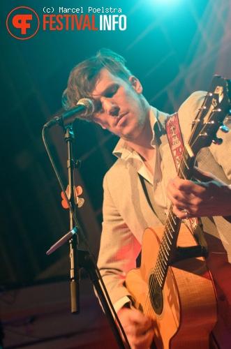 Gerhardt op Eurosonic Noorderslag 2012 foto