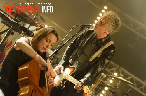 Foto Spinvis op Eurosonic Noorderslag 2012