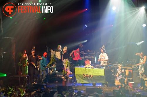 Kees van Hondt op Eurosonic Noorderslag 2012 foto