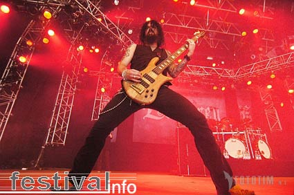 Evergrey op Roskilde foto