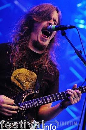 Opeth op Roskilde foto