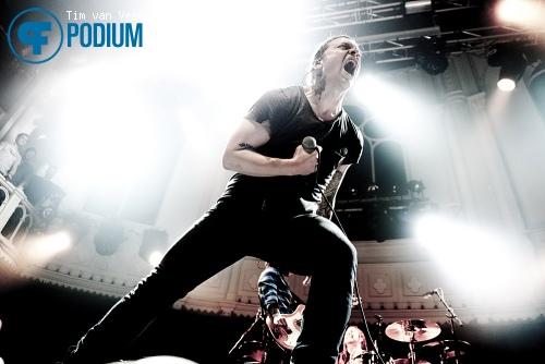 Foto Shinedown op Shinedown - 6/2 - Paradiso