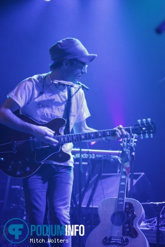 Clap Your Hands Say Yeah! op Clap Your Hands Say Yeah! - 10/2 - Tivoli foto