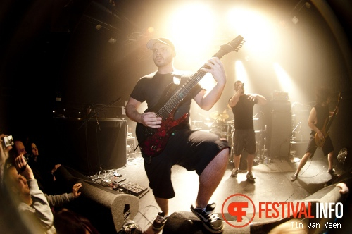 Beneath The Massacre op Neurotic Deathfest 2012 foto