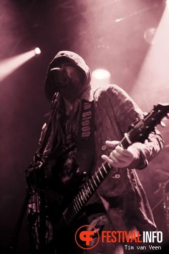 Debauchery op Neurotic Deathfest 2012 foto